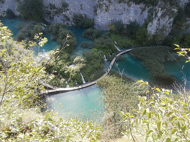 Plitvice viewpoint