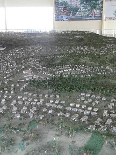 Planned development in Bokor National Park