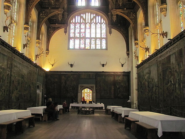 Hampton Court Banquet Hall