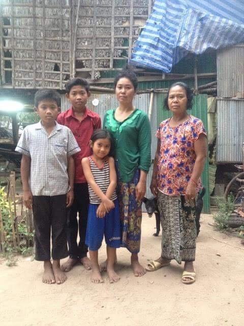 Spitler Mom and family