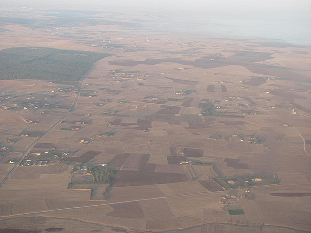 Casablanca countryside