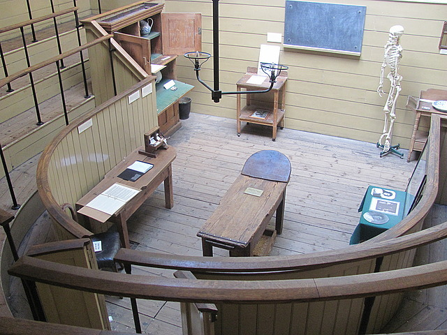 The Old Operating Room Theatre
