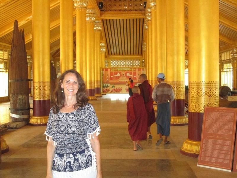 Me at the Kings Palace