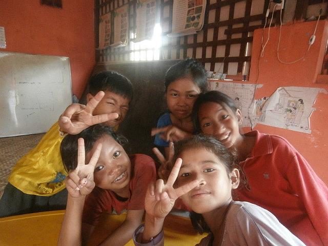 Grade 3 kids from Kurata