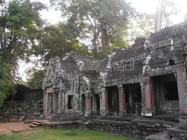 At Ta Prahm
