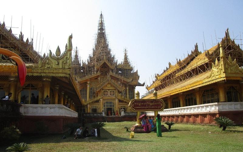 Kambawathadi Palace
