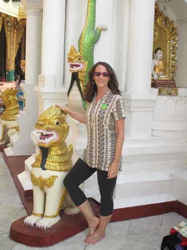 Me at Schwedagon