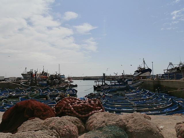 Essouaria port
