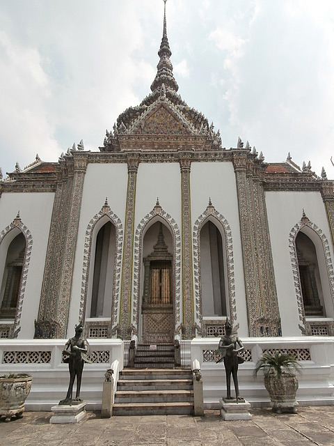 Temple at Royal Palace