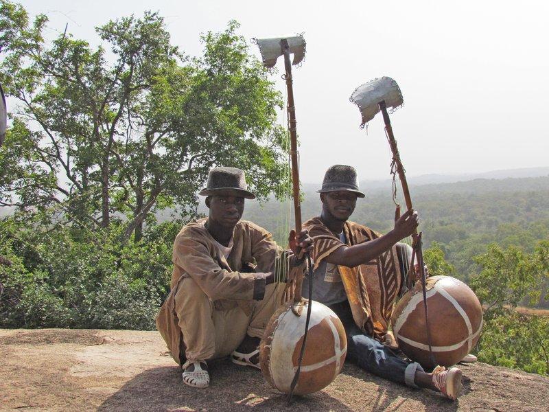 Dozo warriors, Odienne