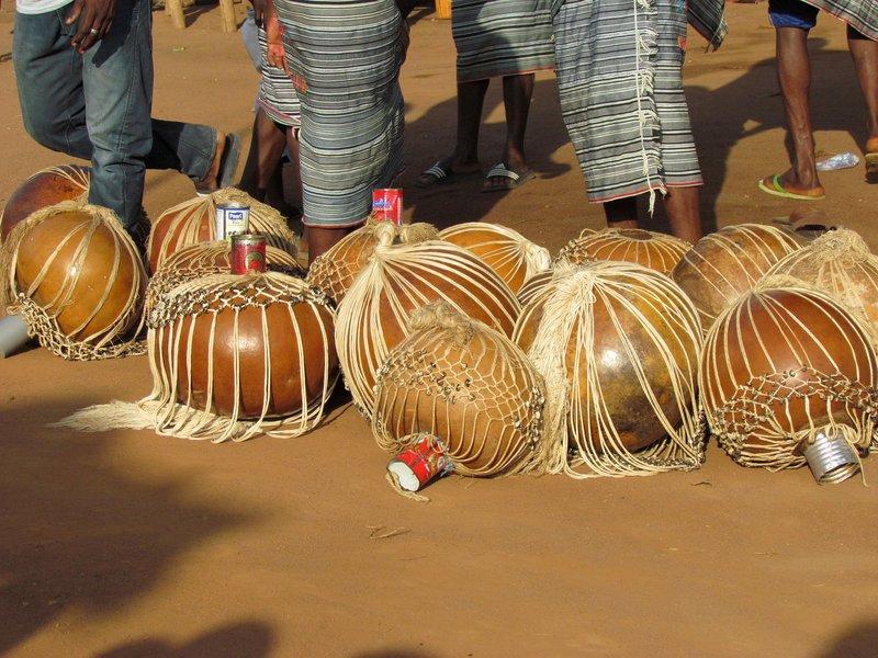 Calabash drums, Boundiali