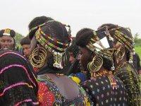 Woodabe Women at Gerowol Festival