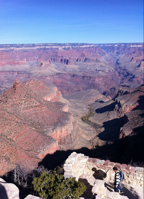 Grand Canyon - Awesome but hard to photograph