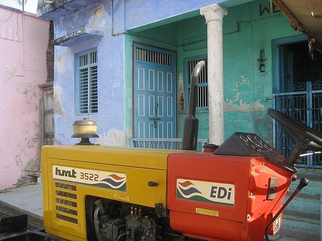 Village colour