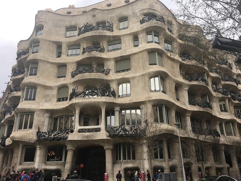 The Predrera by Gaudi