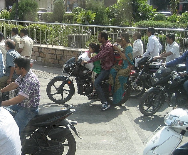 Road safety Indian style