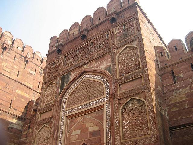 Sandstone gateway
