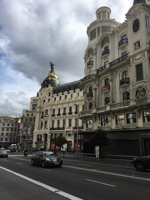 More architecture...
