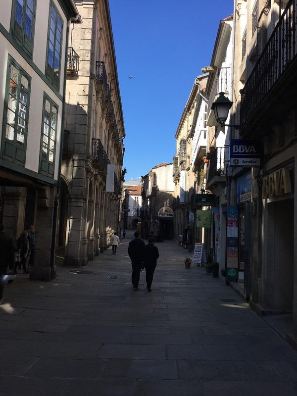 Old part Santiago