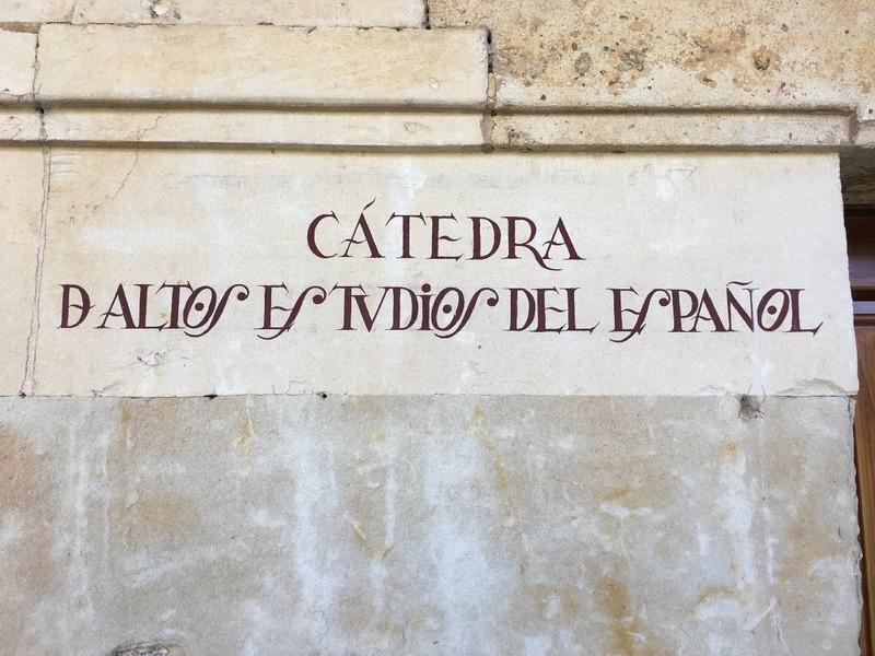 Salamanca art nouveau type face