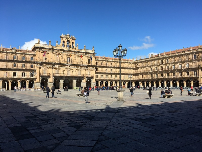 One of Spain's premier squares