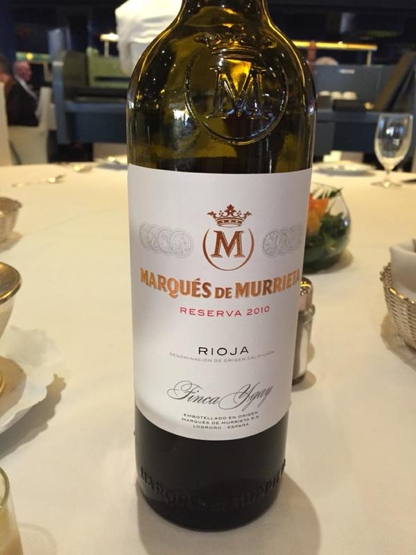 Our Rioja!