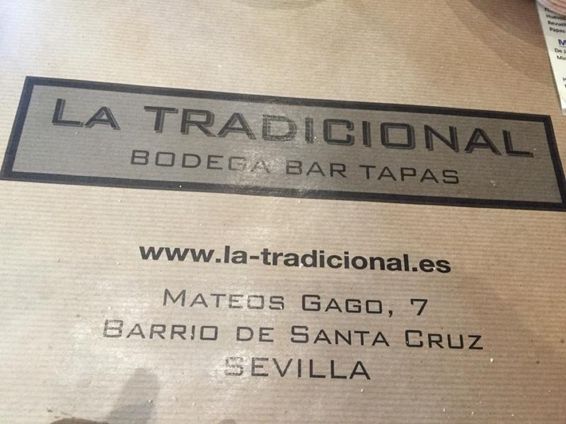 Our tapas restaurant