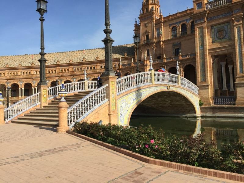 Bridge at Plaza