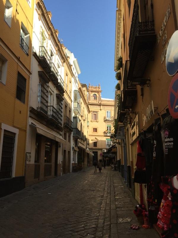 Jewish quarter street