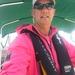 Posing on my boat