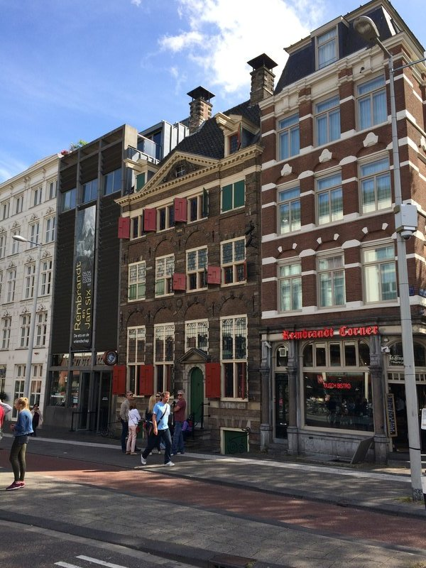 Rembrandts house/museum