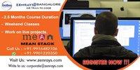 Mean stack training bangalore
