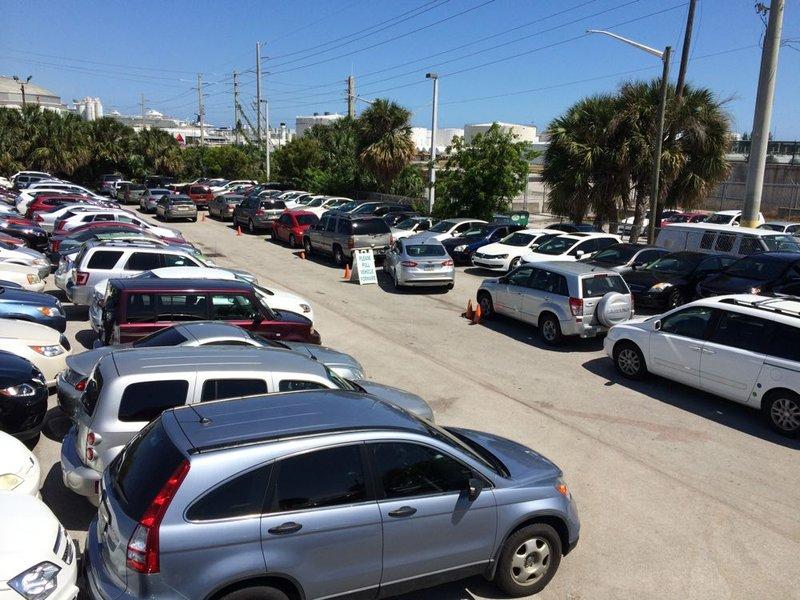 Ft. Lauderdale Airport Parking