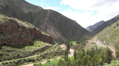 Outside Cusco