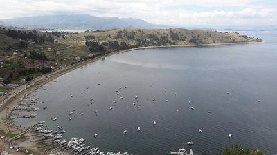 View from Cerro El Calvario