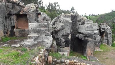 Inkilltambo in Cusco