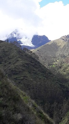 North of Yucay