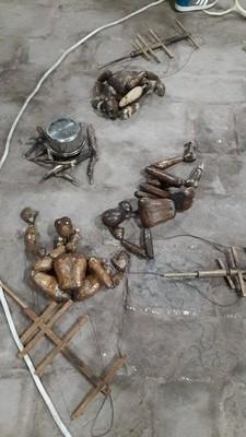 Cusco - Puppet performance @ Qosko Maki