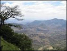 Mountain View between Selva Negra and Jinotega