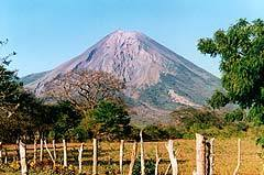 Volcano Concepcion on Ometepe