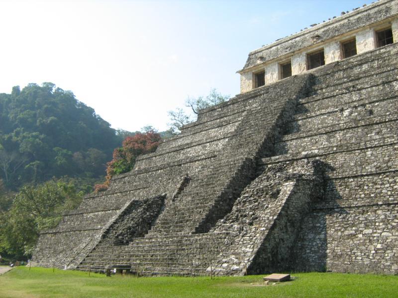 Temple of Inscriptions - Palenque