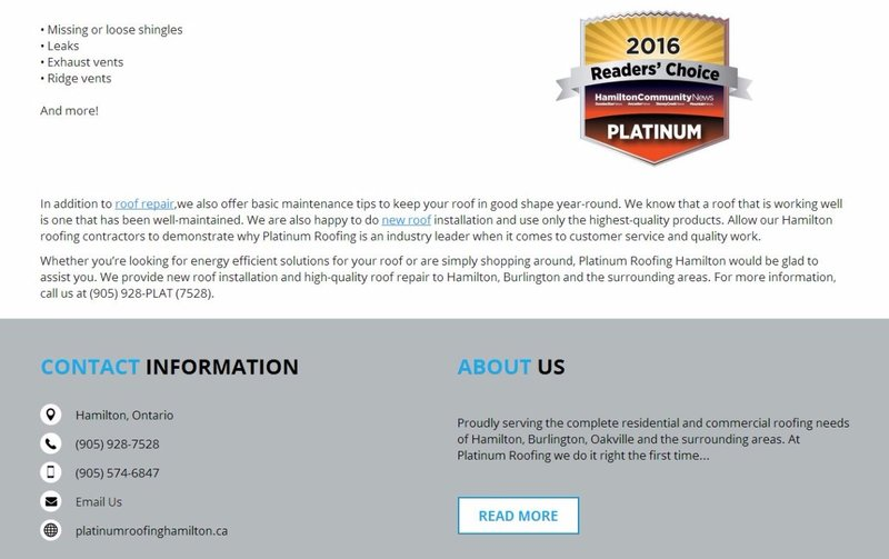 platinumroofing_hamilton_community_news