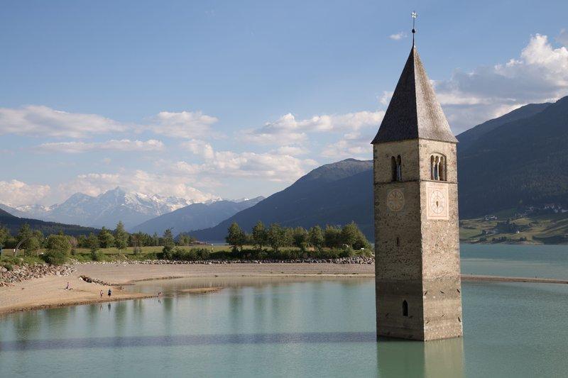 Bell Tower of Alt Graun
