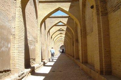 Shiraz, Bazar Vakil
