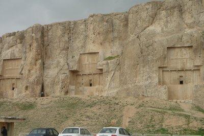 Persia, Naqshe Rostam