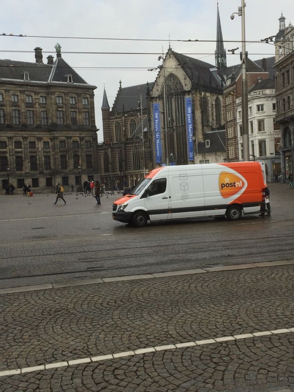 Dutch P.O. van