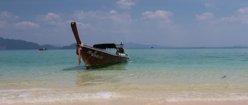 Paradise Beach, Koh Kradan, Thailand.
