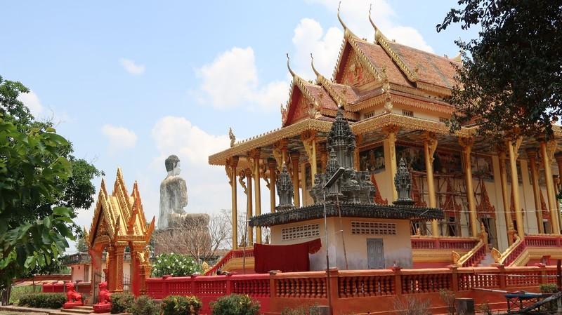 Wat Ek Phnom, Battambang, Cambodia.