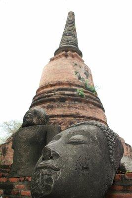 Buddha in Ayuthuya