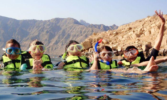 Musandam-Cruise-Snorkeling